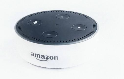 Amazon Echo Smart Speaker - The Voice Marketer
